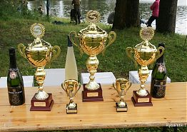 Rybářské závody - Rybářské slavnosti 2012