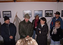 Výlov rybníka Dvořiště 2007