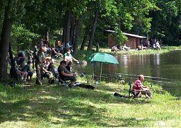 Rybářské závody Třeboňský kapr