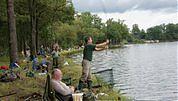 Rybářské závody na Rožmberku